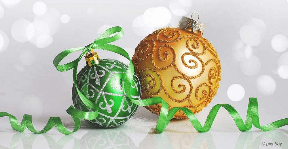 Frohe Weihnachten & ein herzliches Danke